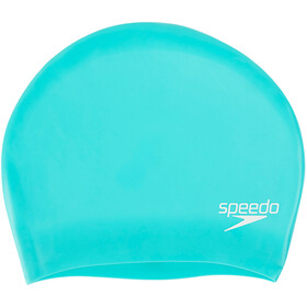 speedo Long Hair Cap Unisex, spearmint
